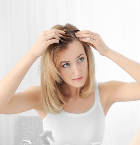 原因は○○にあった?産後の薄毛に悩む女性に向け女性ホルモンとの関係をお伝えします!
